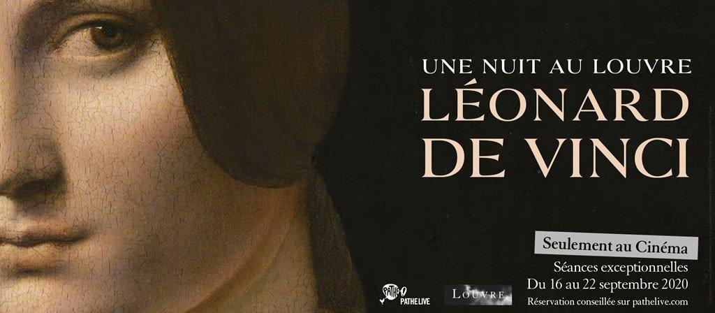 actualité Une Nuit au Louvre : Léonard de Vinci
